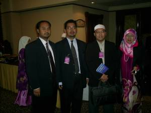 International Conference on Syariah and Common Law