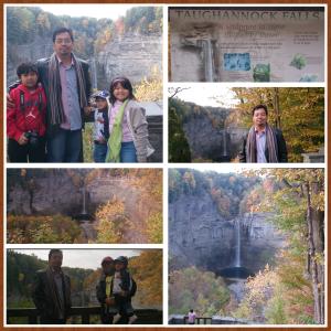 taughannox falls
